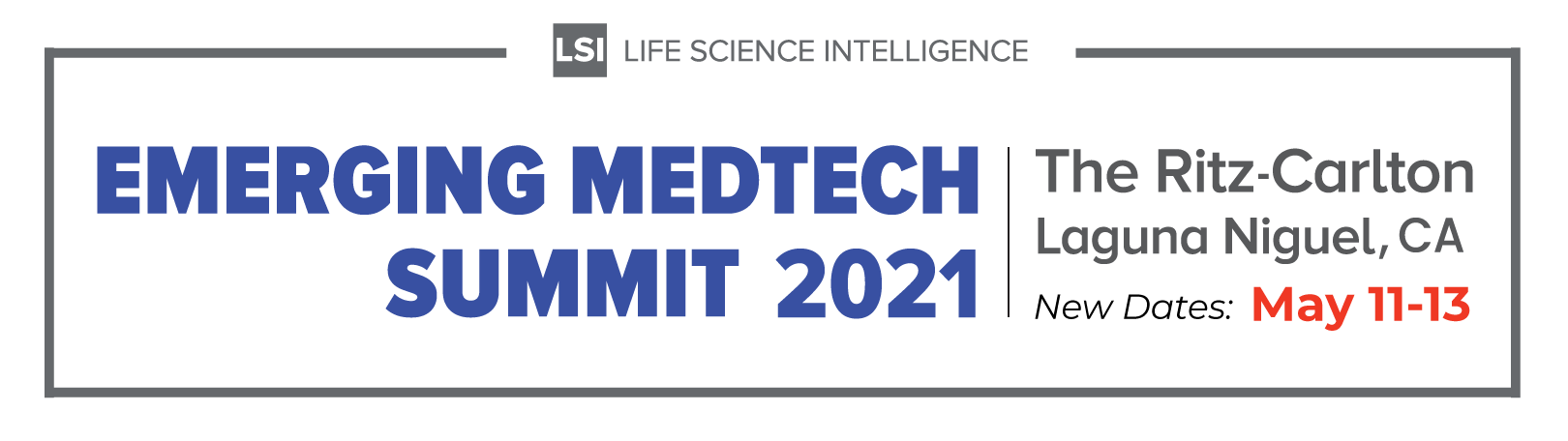 Medtech Summit Logo