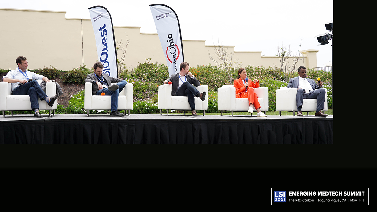 Innovator Panel: Different Paths to Raising Capital & Accelerating Growth