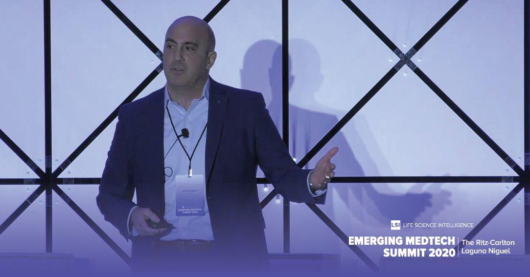 InnovHeart CEO Jason Bottiglieri