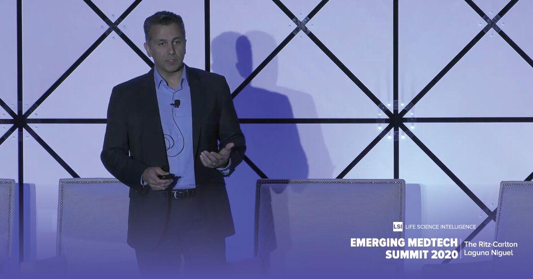 LindaCare CEO Shahram Sharif