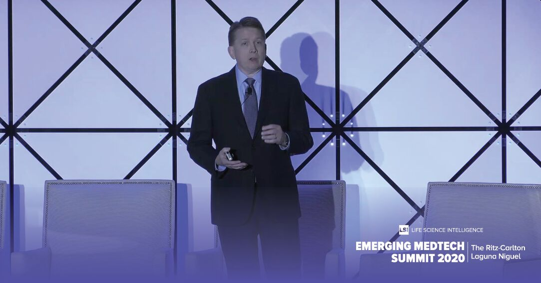 HealthySole CEO Nelson Patterson