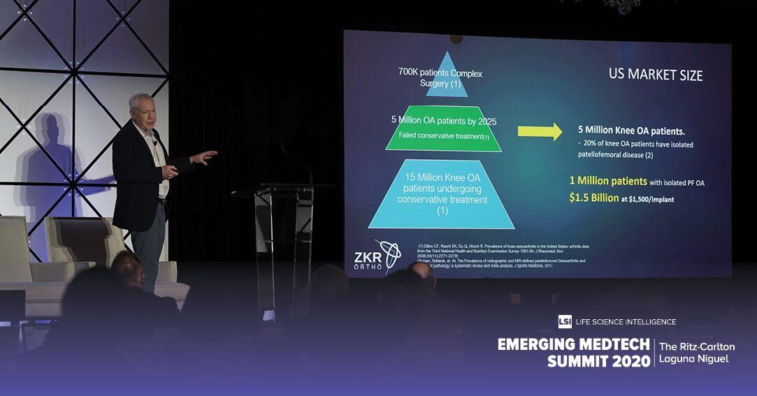 ZKR Orthopedics CEO John Barrett