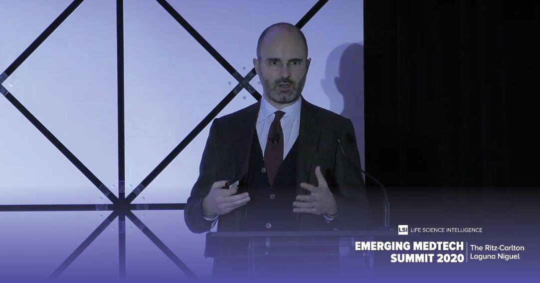Silk Biomaterials CEO Gabriele Grecchi