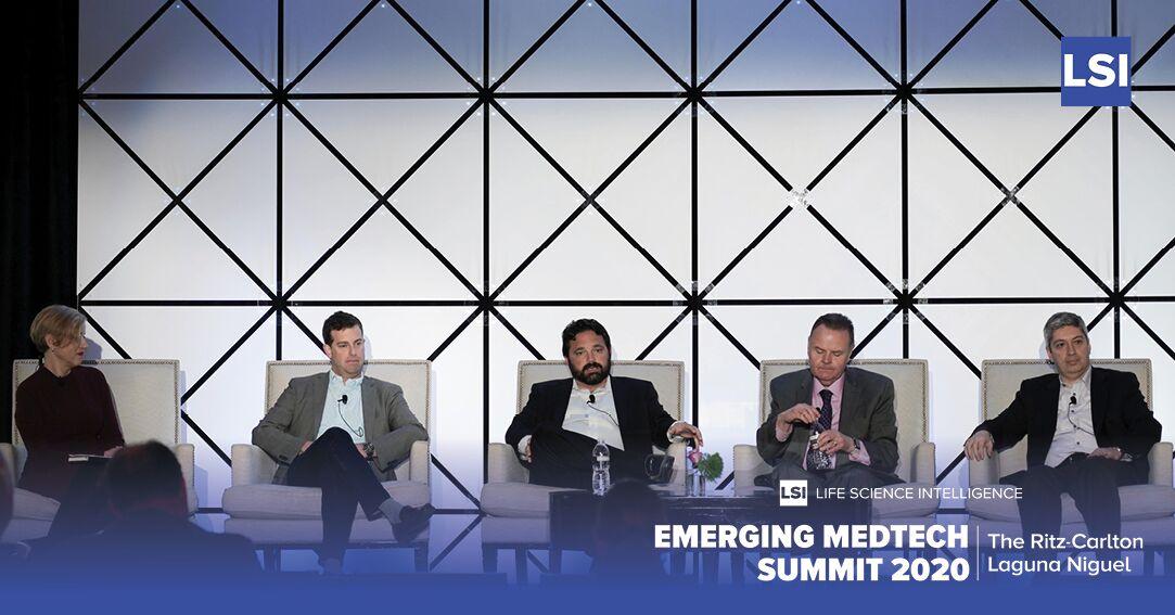Innovation Panel: SV Health Investors, Gore, J&J, Ximedica