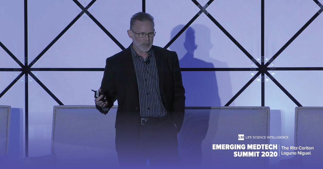 Novuson CEO Stuart Mitchell