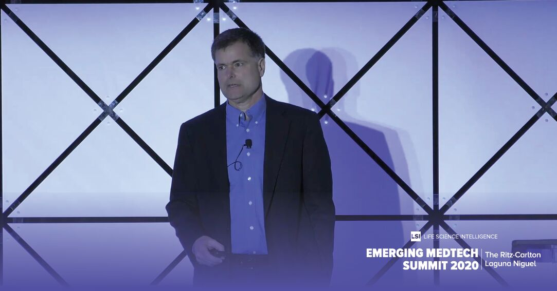 OcuSciences CEO Kurt Riegger