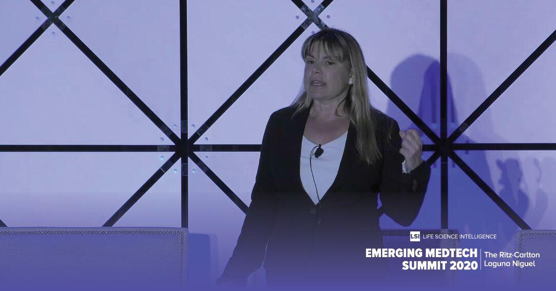 StimGuard CEO Laura Perryman