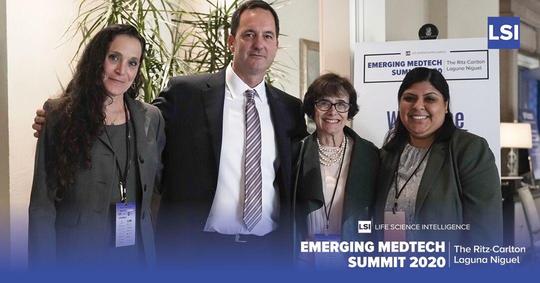 Israeli Innovator Efrat Shenhod-Malihi, Founder of ReSymmetry & LSI Staff
