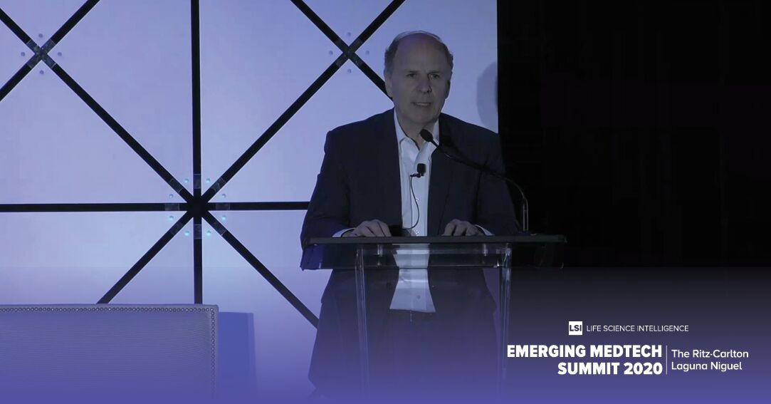 Navigation Sciences CEO Alan Lucas
