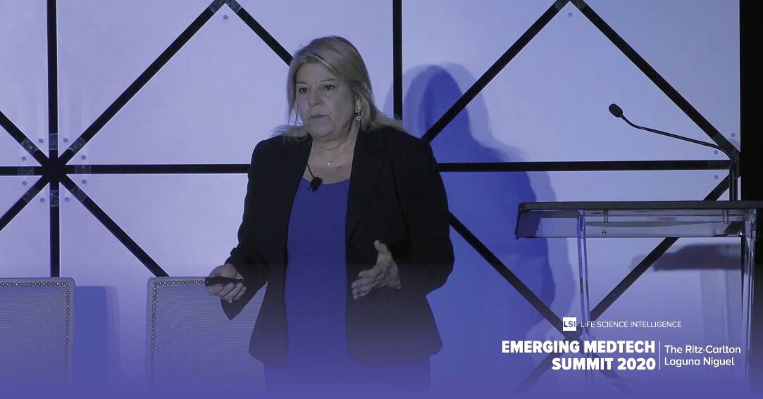 Consensus Orthopedics CEO Colleen Gray