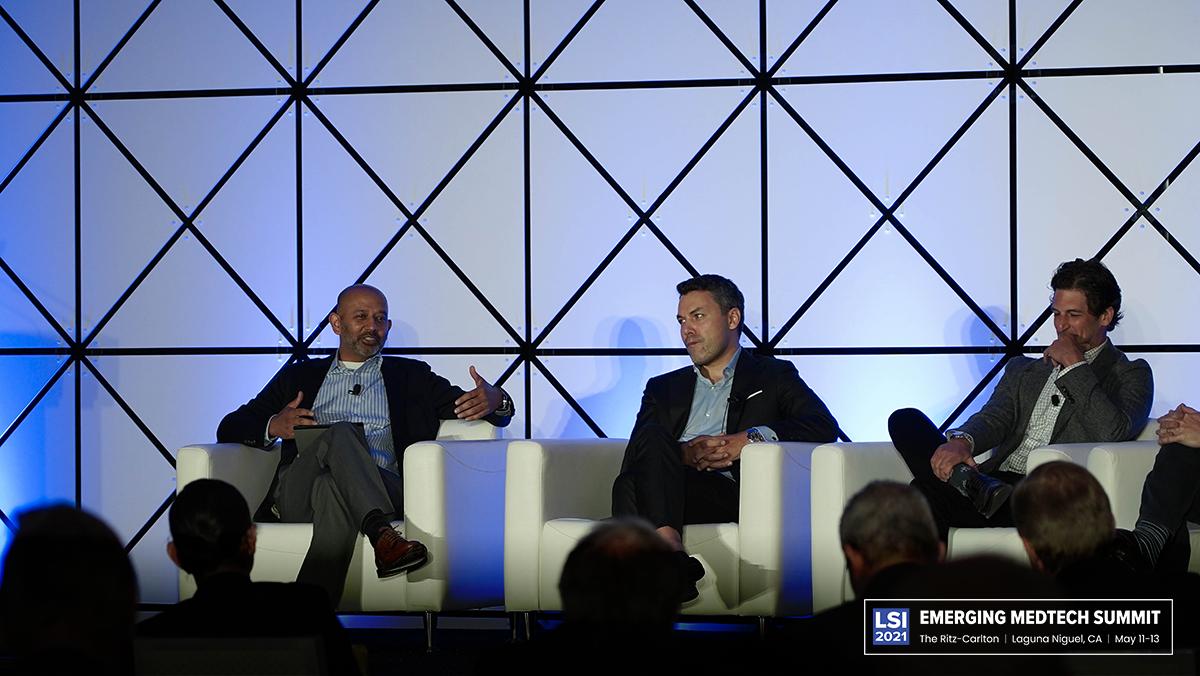 Rak Mehta, Oleg Grodnensky & Josh DeFonzo - Medtech SPACs Panel