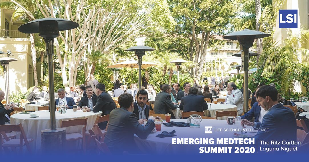 Over 1300 1-on-1 Partnering Sessions Took Place at EMS 2020