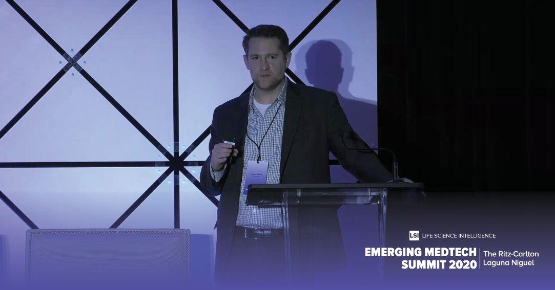 Elevation Spine CEO Charles Gilbride