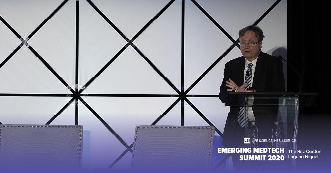 Ortho Regenerative Technologies CEO Claude LeDuc