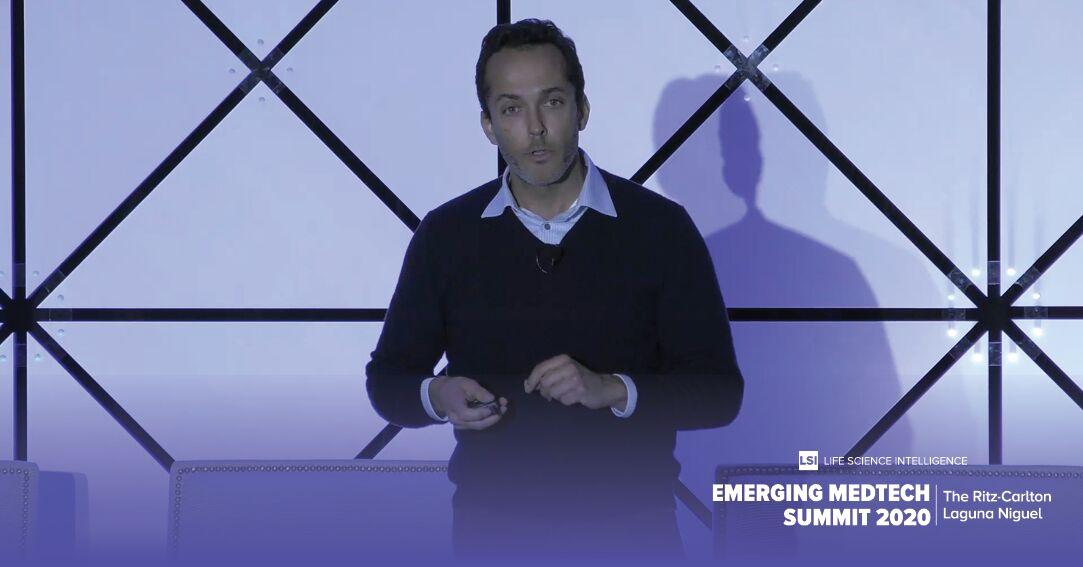 nView Medical CEO Cristian Atria
