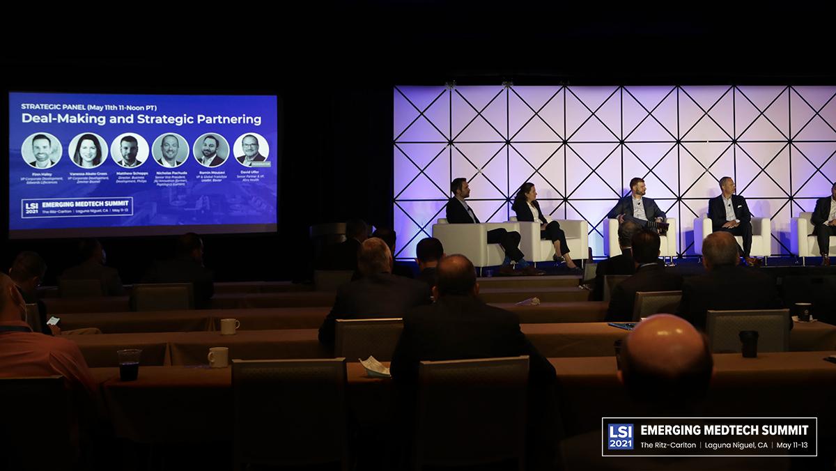 Strategic Panel: Deal-Making and Strategic Partnering