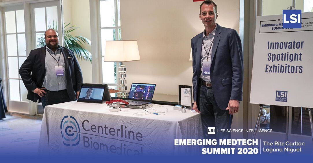 Centerline Biomedical Created Tremendous Buzz at EMS 2020