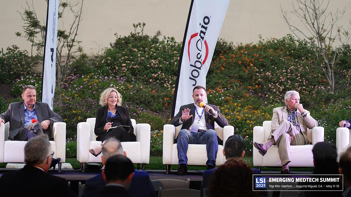 Investor Panel: Investing in Medtech Innovation
