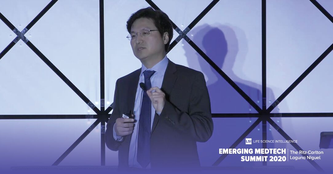 MediPines CEO Steve Lee