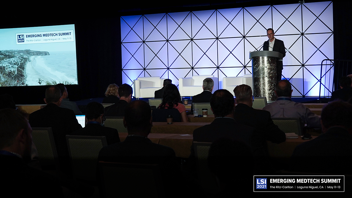 Scott Pantel CEO, LSI