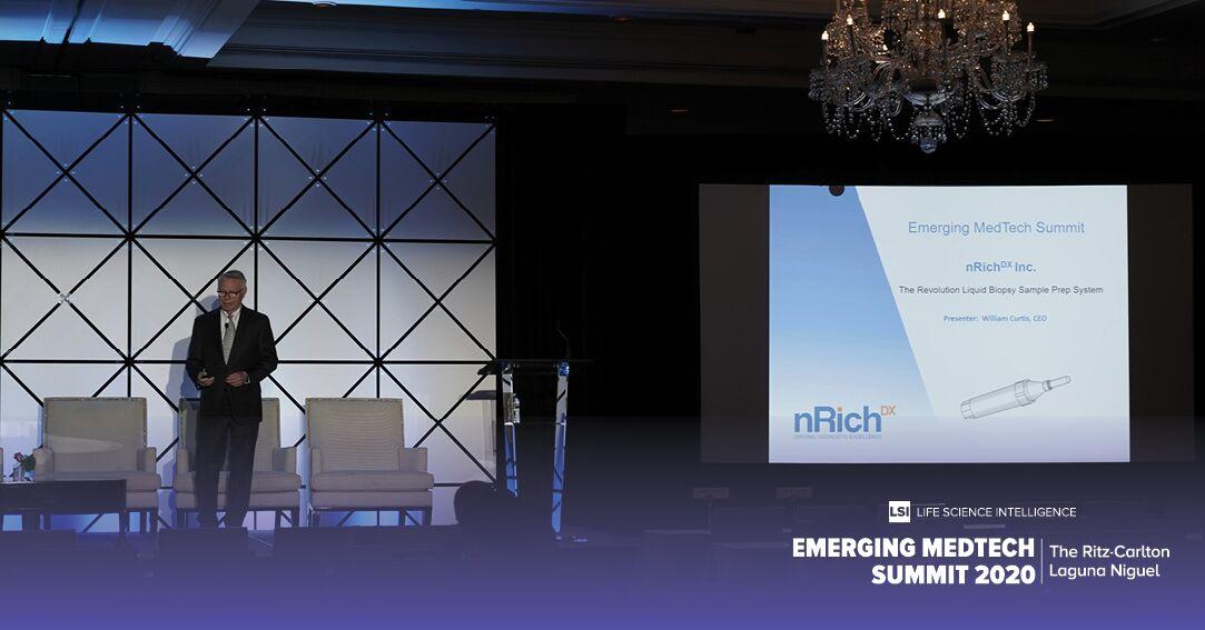 nRichDX CEO William Curtis