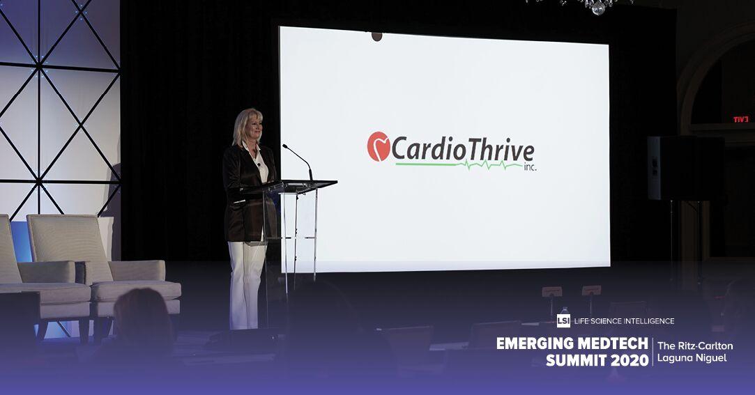CardioThrive CEO Shelley Savage