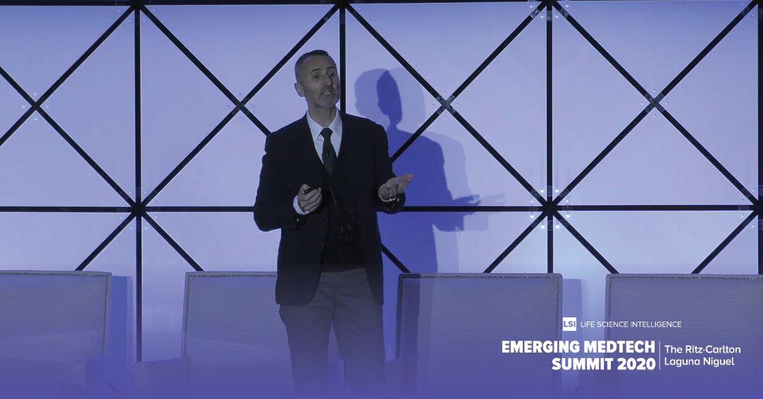 E-Scopics CEO Claude Cohen-Bacrie
