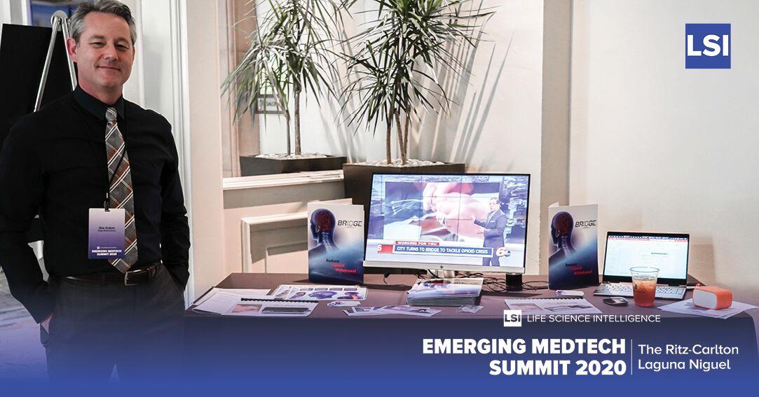 Skip Graham, CEO Bridge Medical Devices Makes Huge Announcement at EMS 2020