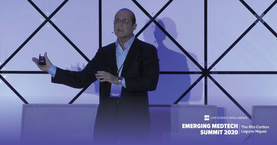 Orgagen CEO Saverio La Francesca