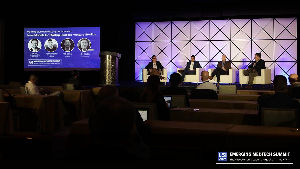 Venture Studios Panel: New Models for Startup Success