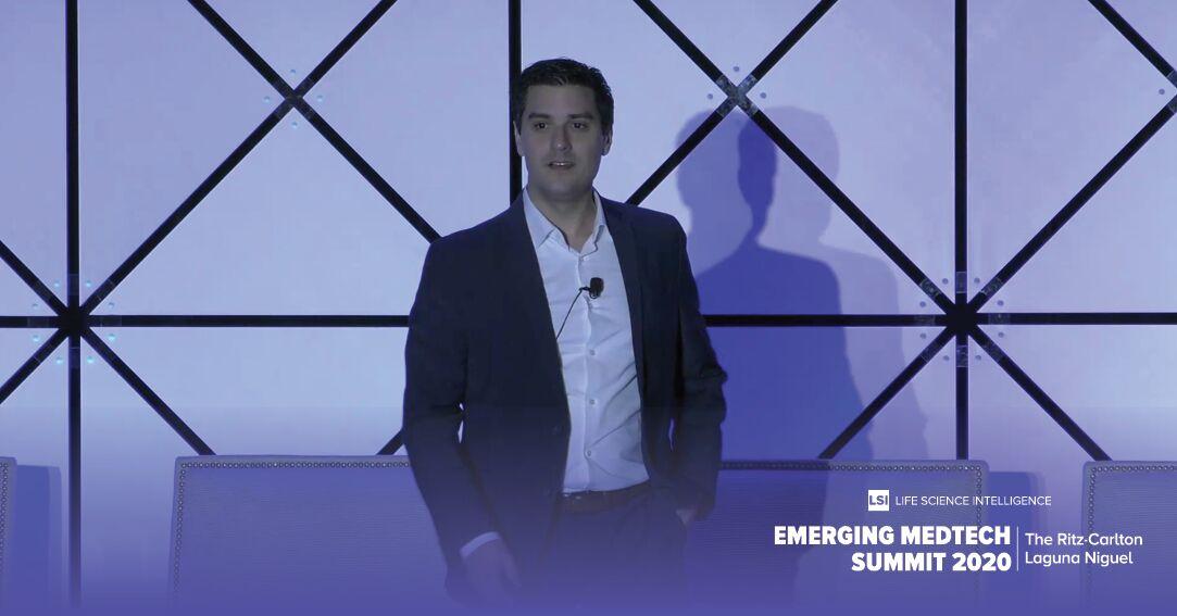 Augmedics CEO Nissan Elimelech