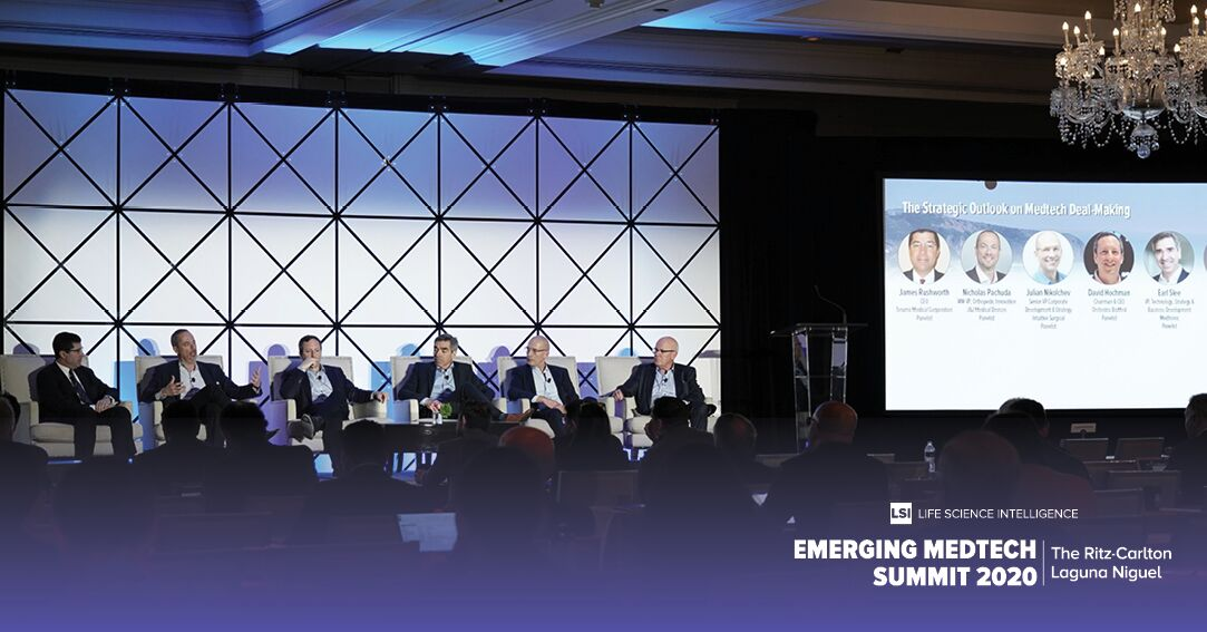 Terumo, J&J, Orchestra, Medtronic, Intuitive Execs Weigh In During Strategic Panel led by Dave Mildrew (BioQuest)