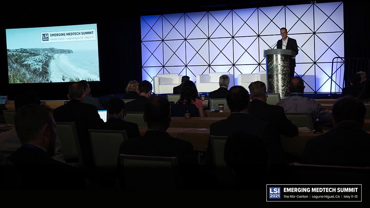 Scott Pantel - CEO, LSI