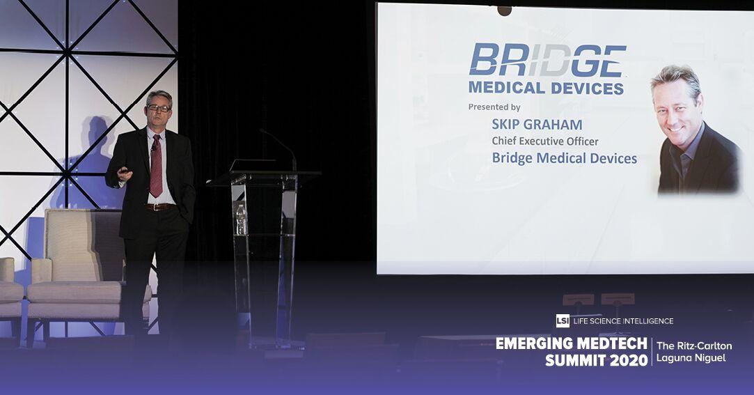 Bridge Medical Devices CEO Skip Graham