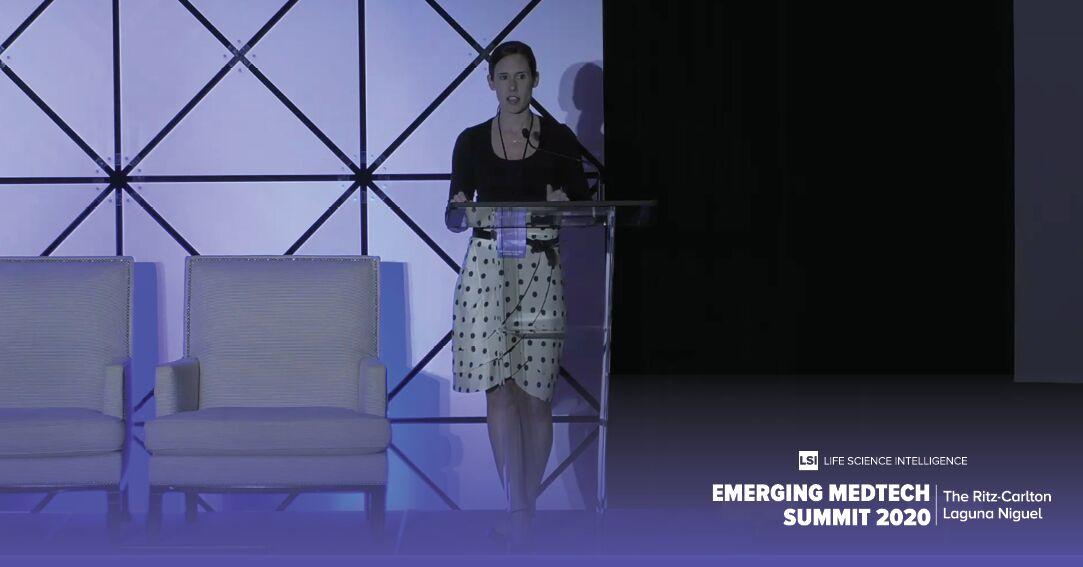 Alyssa Howard of MCRA Leads Session of Innovation