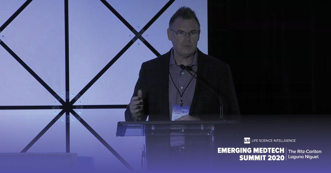 LightIntegra Technology CEO William Dubiel
