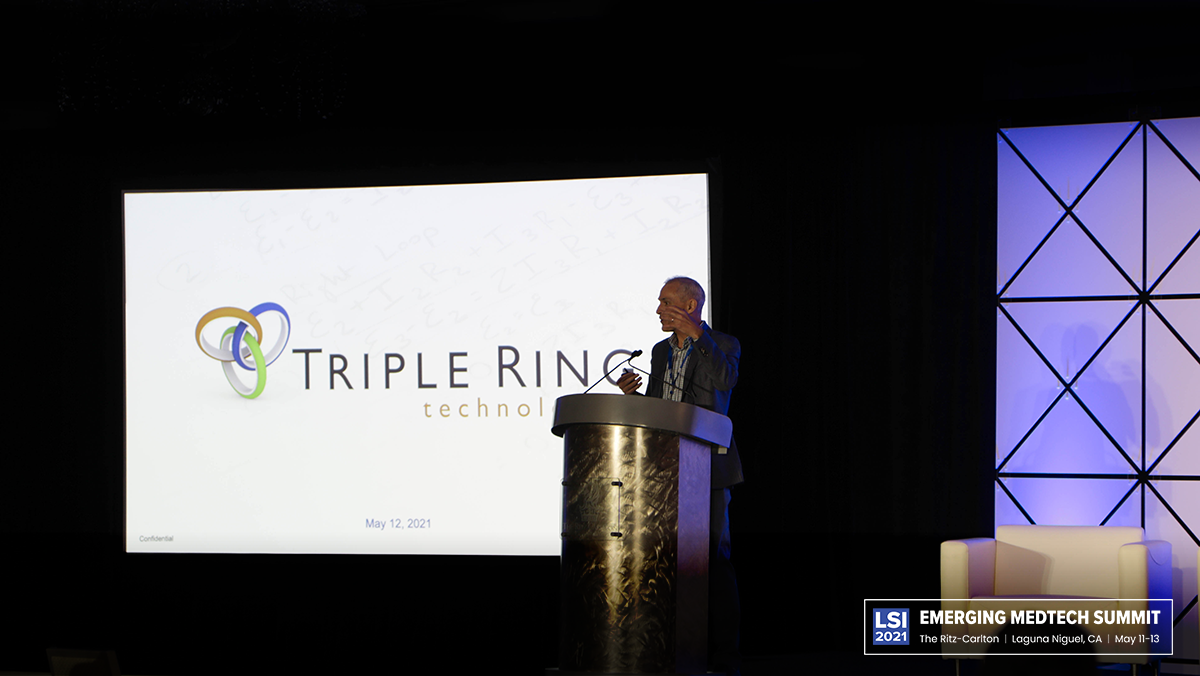 Ryan McGuinness - Commercial GM, Triple Ring Technologies