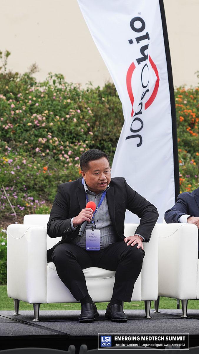 Tak Cheung - New Enterprise Associates