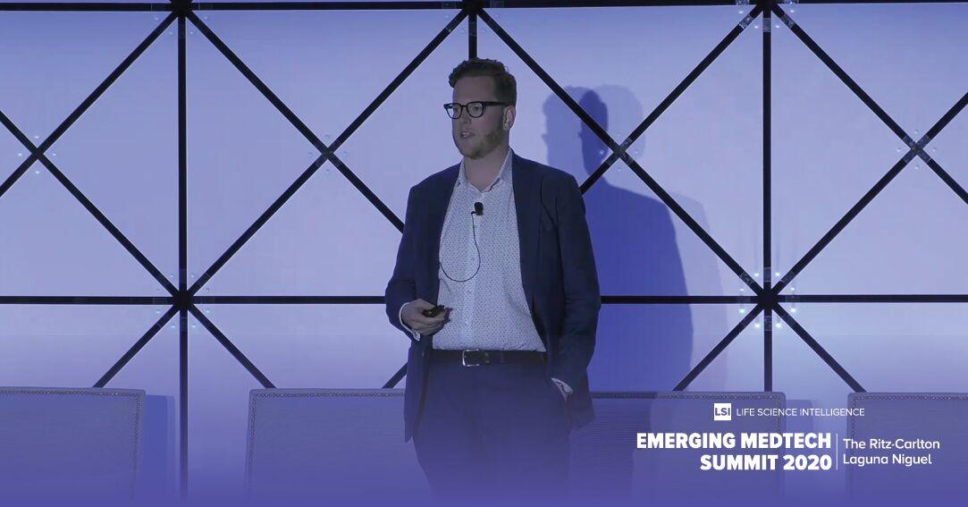 Nanochon CEO Benjamin Holmes