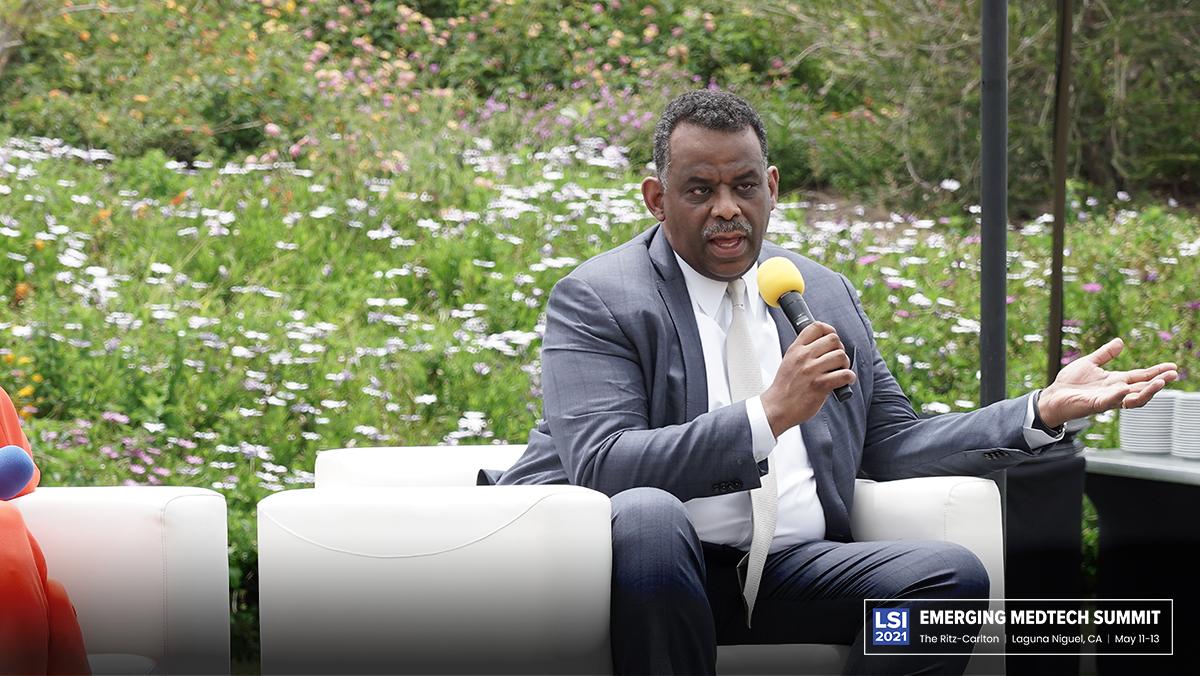Lishan Aklog, Chairman & CEO, PAVmed