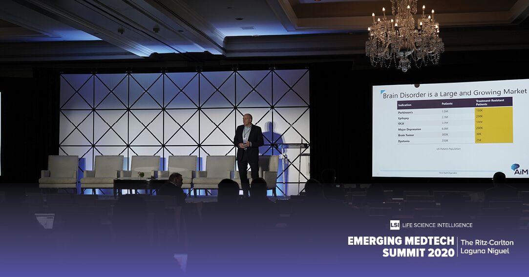 AiM Medical Robotics CEO Bob Cathcart