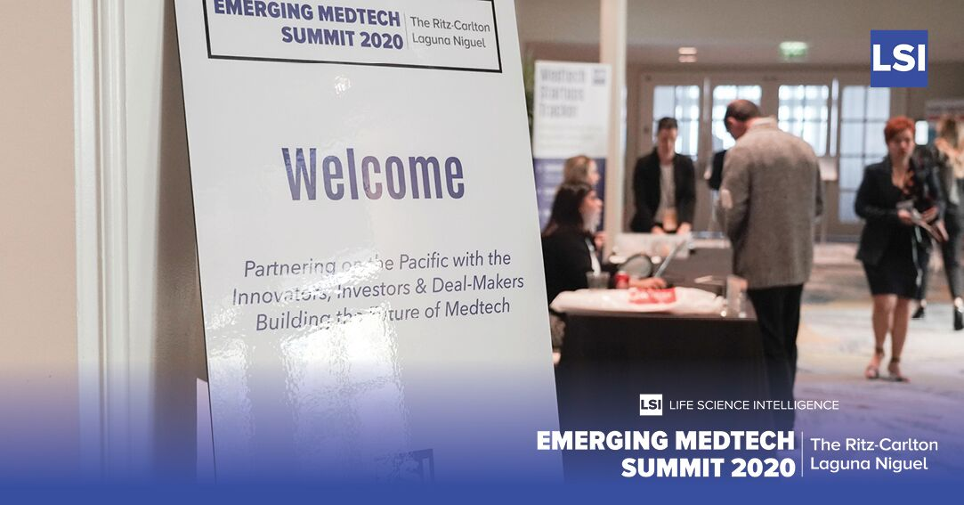 Welcome & Registration at Emerging Medtech Summit