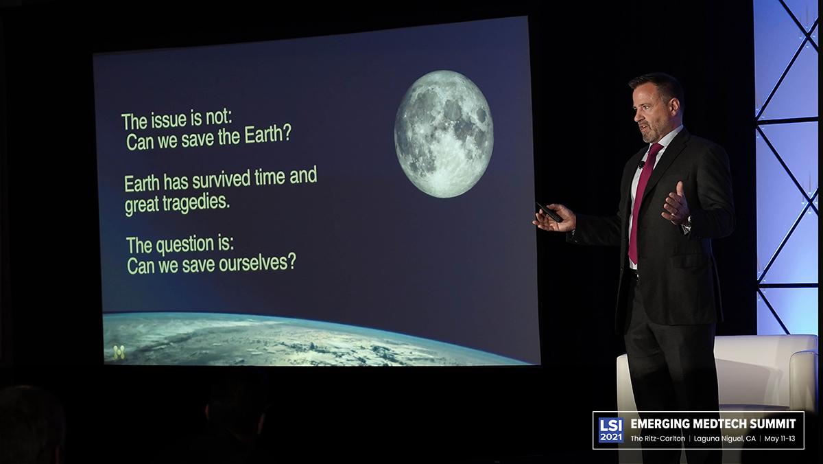 """Chris Velis Founder of Miraki Innovation """"Predicting What's Next"""""""
