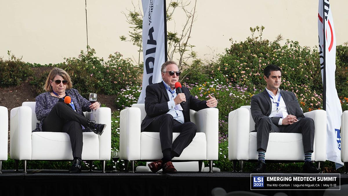 Bruce Lichorowic President & CEO, Galen Robotics