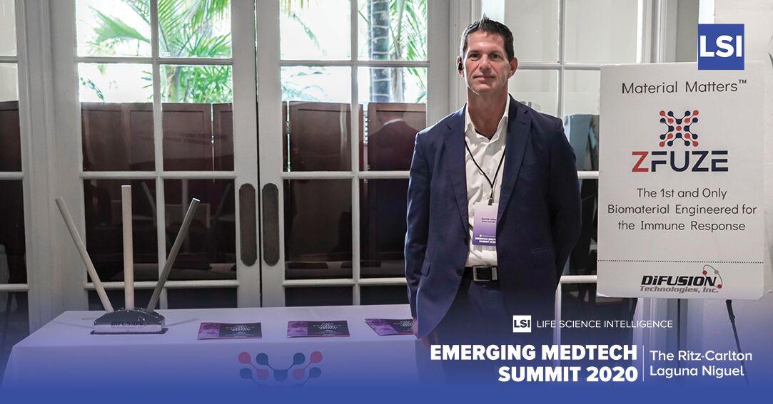 DiFusion Technologies CEO Derrick Johns