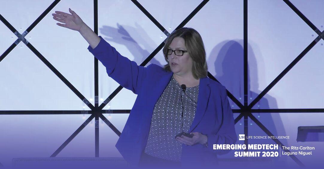 Tivic Health CEO Jennifer Ernst