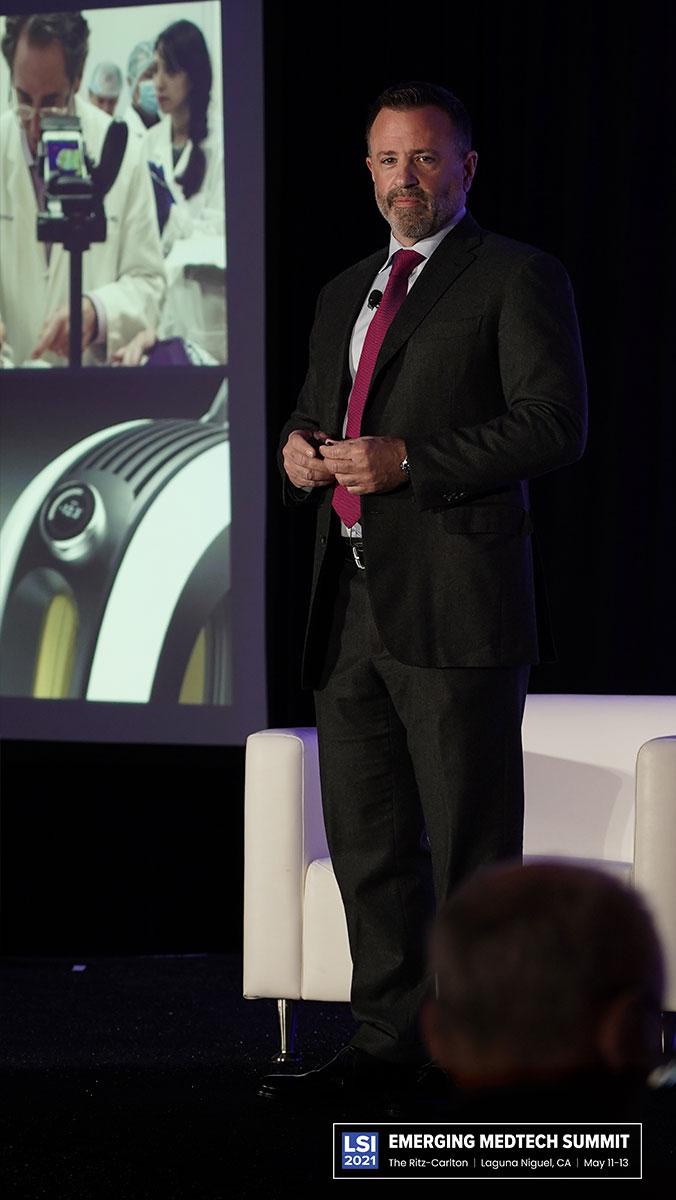 Christopher Velis Featured Speaker