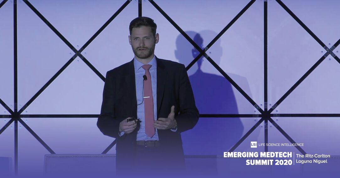 Sonavex CEO David Narrow