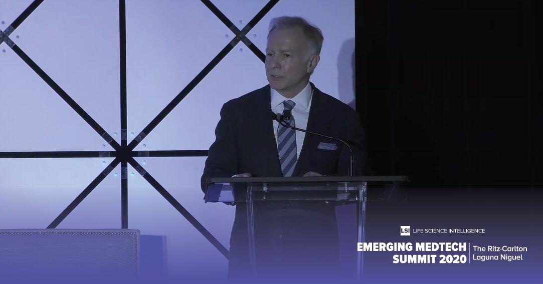 LifeWave Biomedical CEO Steve Stephansen