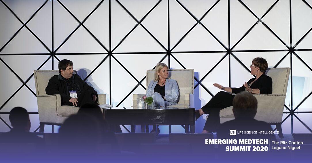 Lively Clinical Affairs Panel (Lisa Beck, Ori Ben-Yahuda, Tonya Dowd)